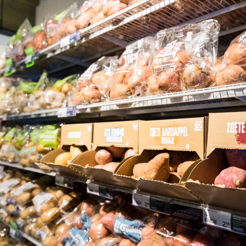 strategisch innovatie traject met Vision on Food